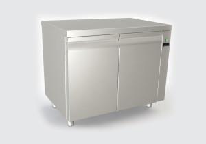 Ψυγείο πάγκος με 2 πόρτες remote