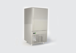 Blast chiller CAREQ 10 θέσεων για 10 GN (ή 60Χ40)