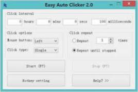 GS Auto Clicker 3